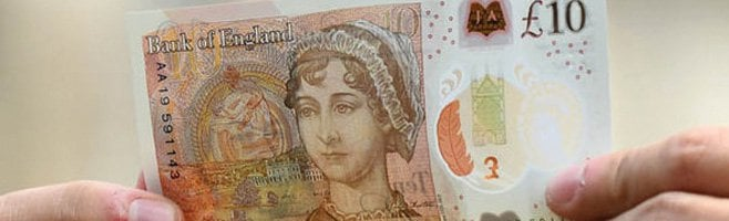 New £10 note released - what you need to know