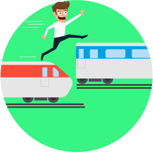 hopp train