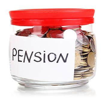 What'll happen to my pension?