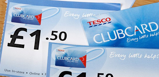 Reclaim & Boost Tesco Vouchers
