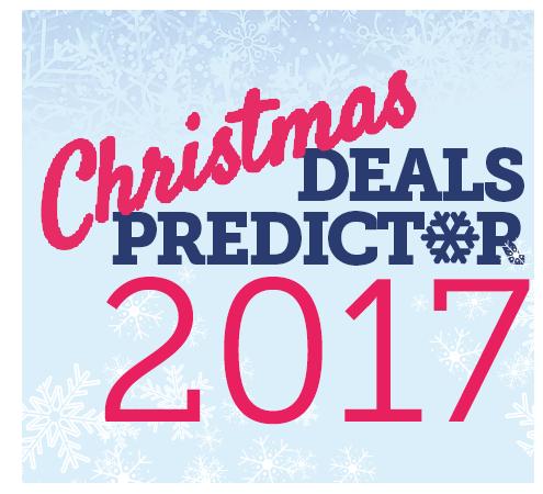 christmas deals predictor
