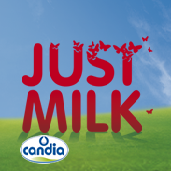 Just Milk logo