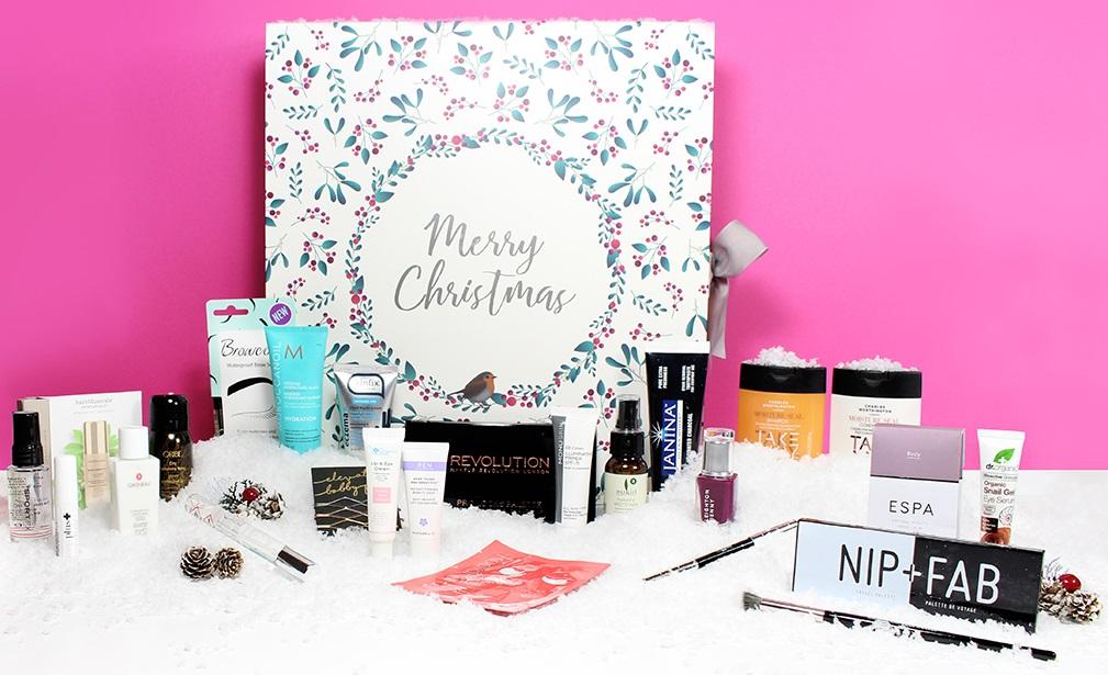 Latest In Beauty £50 advent calendar