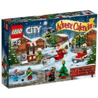 Lego City Advent calendar 2016