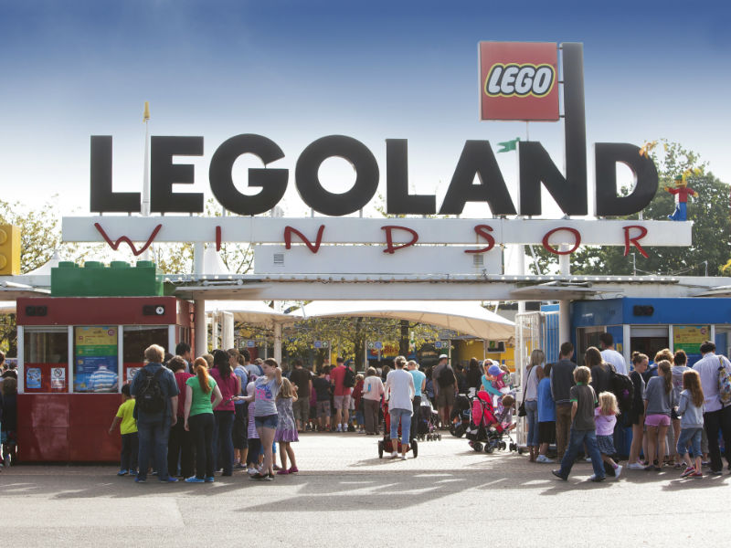 Share a name with a Lego Ninjago ninja? Get a free ticket to Legoland