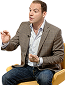 Martin Lewis – The four things you need to be successful