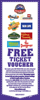 as on the gate tickets cost up to 60 at legoland this deal could save you 59 if you buy one of the cheapest promotional packs of chocolate and want two