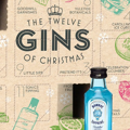 Wine, cheese & gin advent calendars