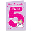 Photo A5 greeting card £1.59