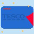 Free 500 Tesco Clubcard pts