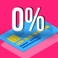 New. Halifax card 33mths 0%