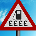 Fuel price fight - get 10p/L off