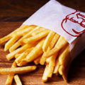 FREE fries at KFC every Fri