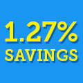 New top savings - Post Office 1.27% easy-access