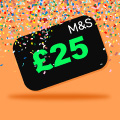 Free £25 M&S voucher for spending a penny