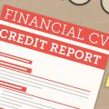Check your financial CV now