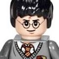 FREE Harry Potter Lego toy