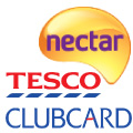Grab 10x Nectar & 500 'free' Tesco points