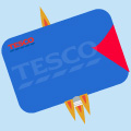 'Free' 500 Tesco Clubcard pts & 4 more tricks