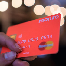 Monzo to ditch its prepaid card from April