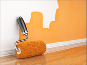 Get your landlord's permission before redecorating