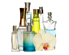 perfume and aftershave