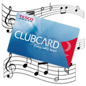 Play the clubcard for max points
