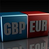 Euro vs pound symbols