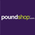 Poundshop 15% off code