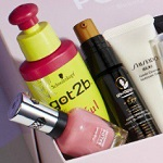 Powder beauty box