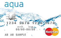 Aqua Reward* - Great for spending, but high fees for cash withdrawals