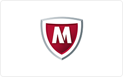 McAfee online banking suite