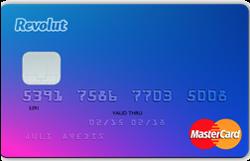 Revolut prepaid card
