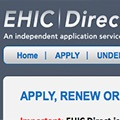 Copycat website charging for free EHIC cards is blasted by ASA