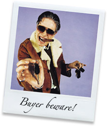 Second hand car sellers and your consumer rights