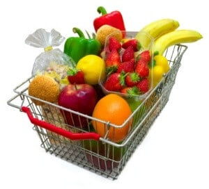 picture of shopping basket