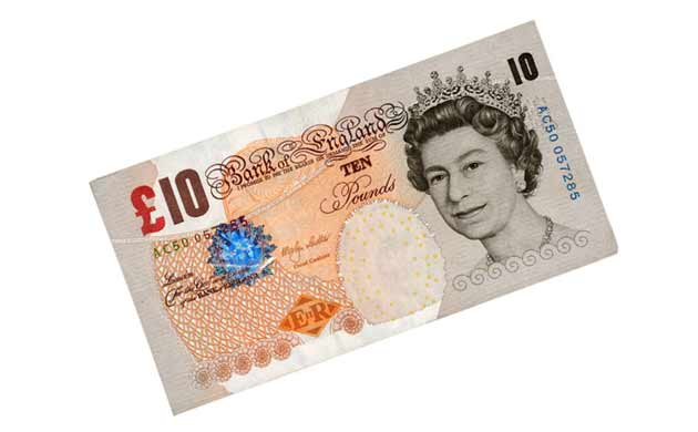 Got an old tenner? You can only spend it until 1 March