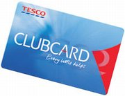 Use Tesco Clubcard for rail fares