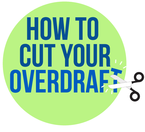 Cut your overdraft