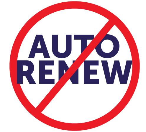 auto-renew