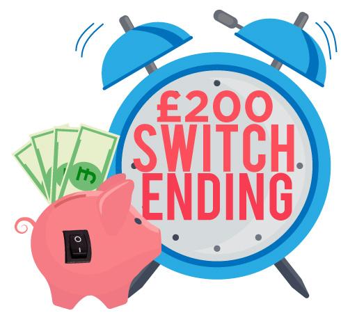 Bank switch
