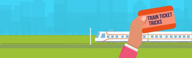 6 cheap train ticket tricks