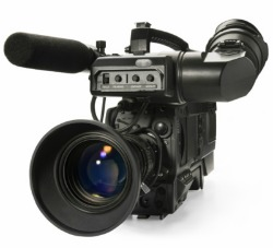 picture of tv camera