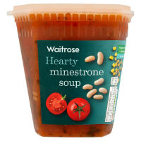 Waitrose Minestrone Soup 600g